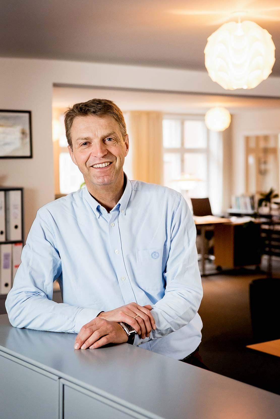 Claus Hjortdal, fmd. Skolelederforeningen.