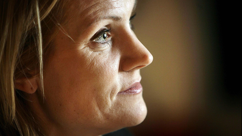 Helle Thorning-Schmidt, tidligere statsminister.