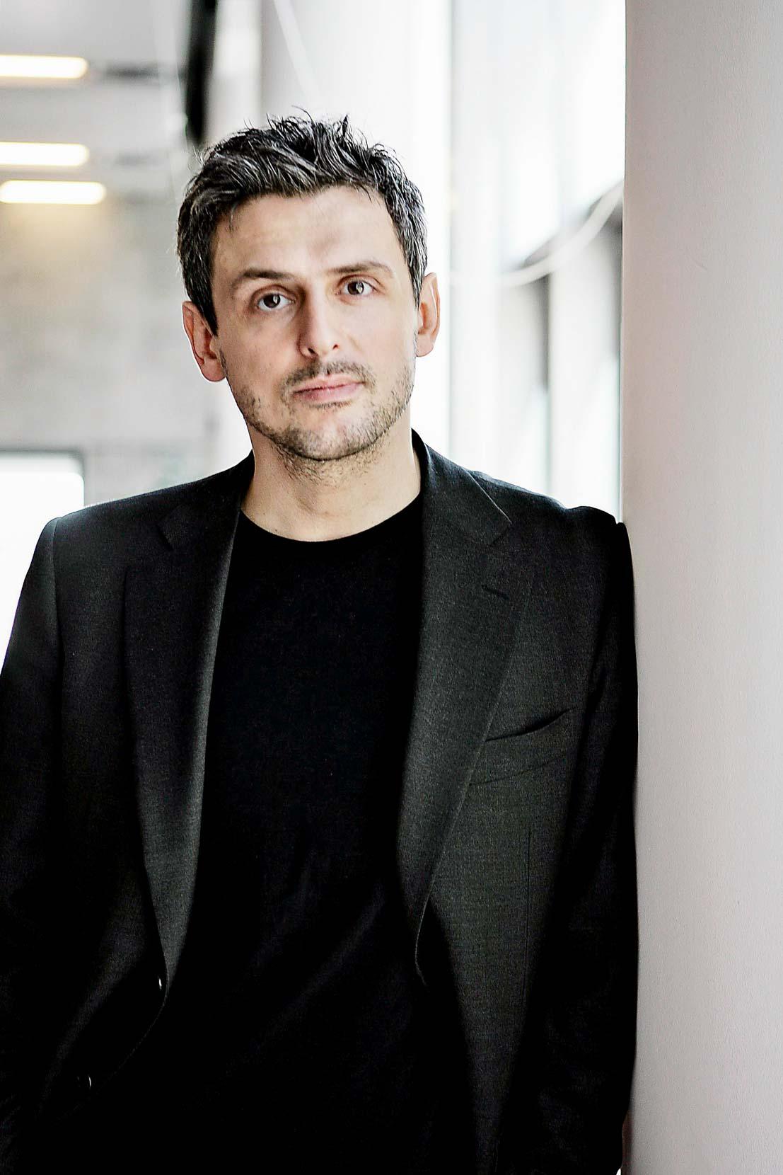 Dejan Cukic, skuespiller.