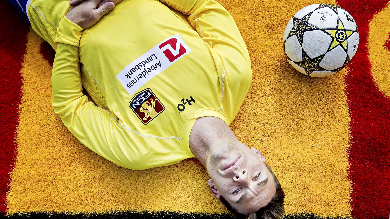 Jesper Hansen, målmand, F.C. Nordsjælland.
