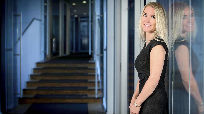 Christina Dyreborg Jeppesen, administrerende direktør, AbbVie Danmark.