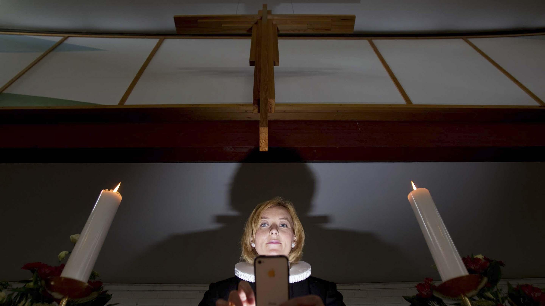 Sarah Auken, sognepræst, Kokkedal Kirke.