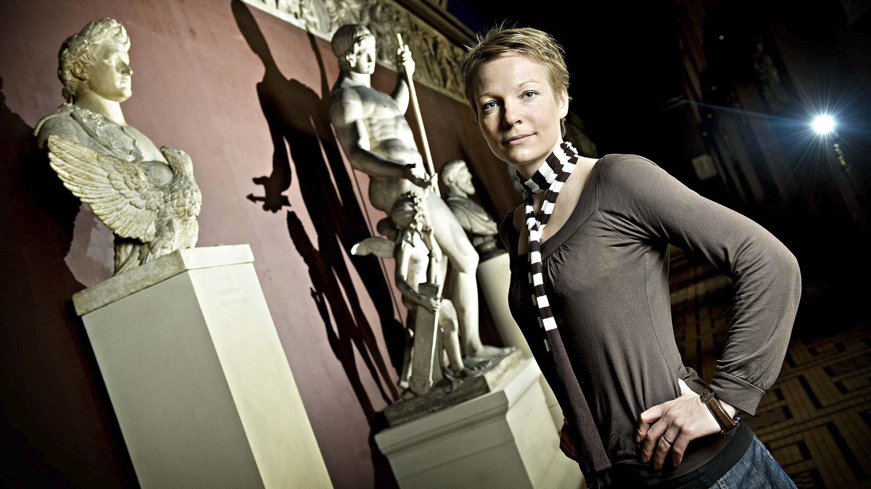 Pia Lauritzen, filosof, erhvervsforsker.
