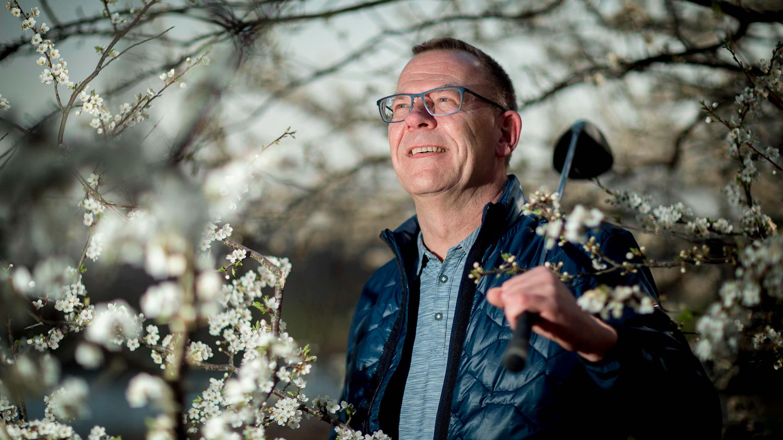 Lars Broch Christensen, formand for Dansk Golf Union.
