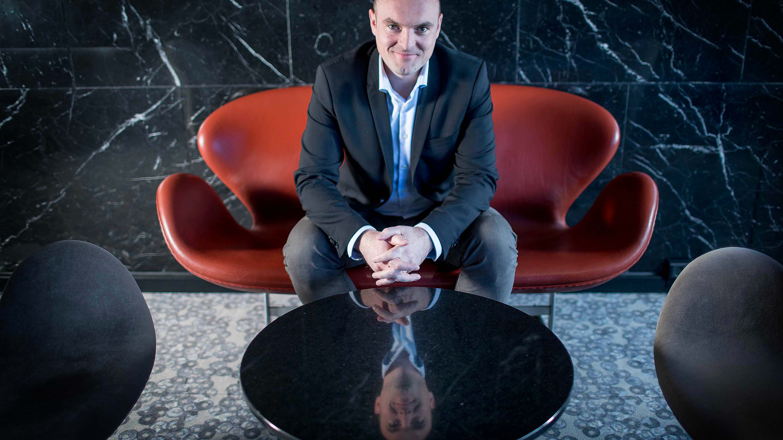 Morten Dyrholm, kommunikationsdirektør, Vestas.